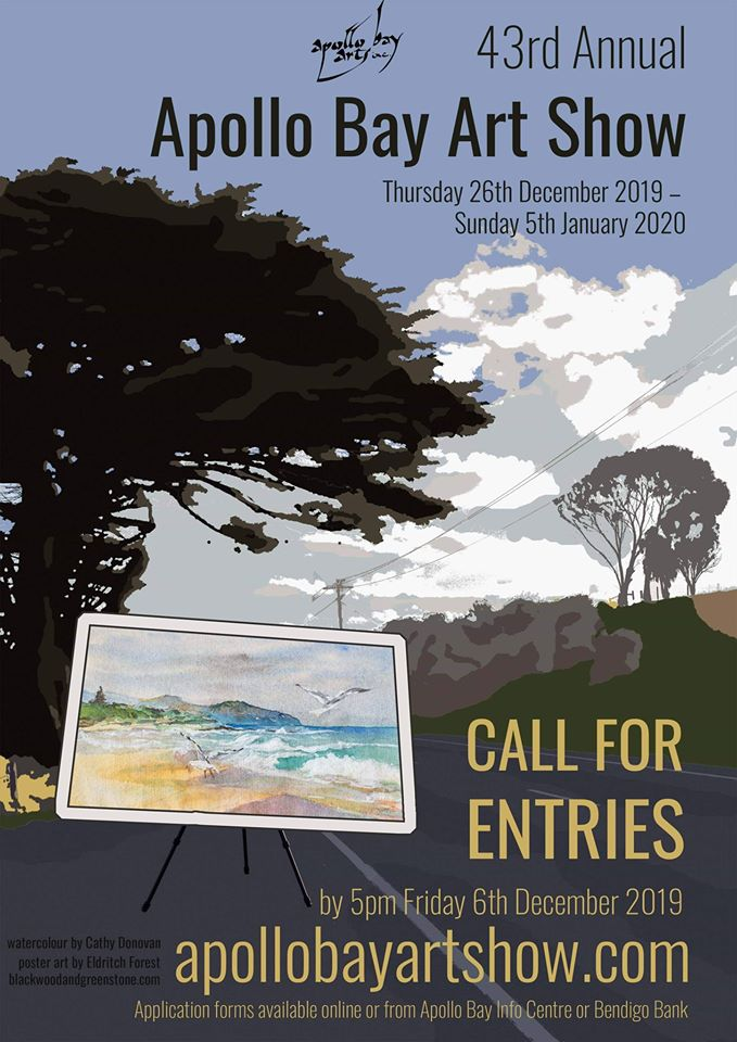 Apollo Bay Art Show - Apollo Bay Arts Inc