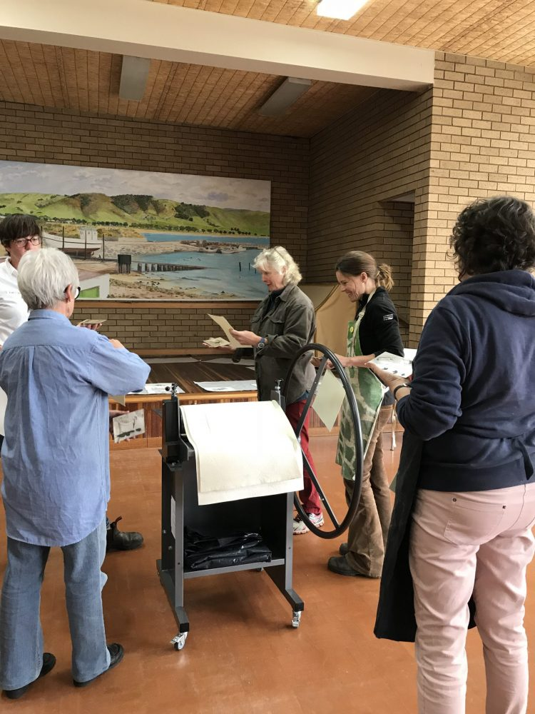 Workshops and Classes in Apollo Bay with Cathy Donovan Watercolour Artist