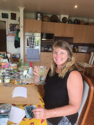 Watercolour Workshops in Apollo Bay are fun with Cathy Donovan Watercolour Artist